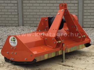Szárzúzó 125 cm-es, erősített hajtóművel, japán kistraktorokhoz, EFGC125  (1)
