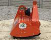 Szárzúzó 105 cm-es, erősített hajtóművel, japán kistraktorokhoz, EFGC105  (2)